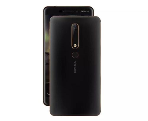 Nokia 6 (2018) back