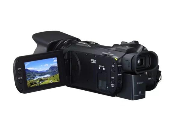 Canon LEGRIA HF G26 (4)