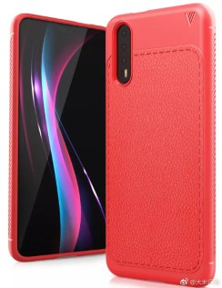 Huawei P20 Plus case leak (5)