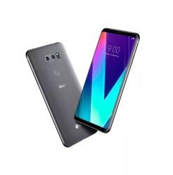 LG V30S ThinQ Platinum Gray