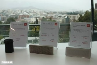 Xiaomi Bluetooth speakers
