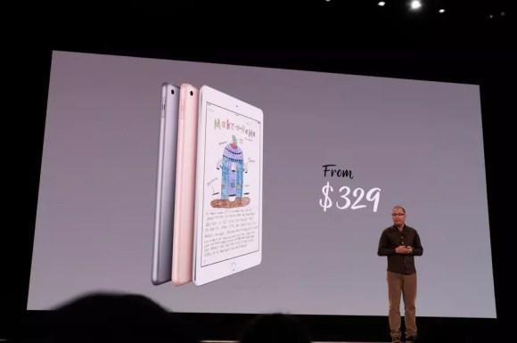 Apple iPad 2018 price
