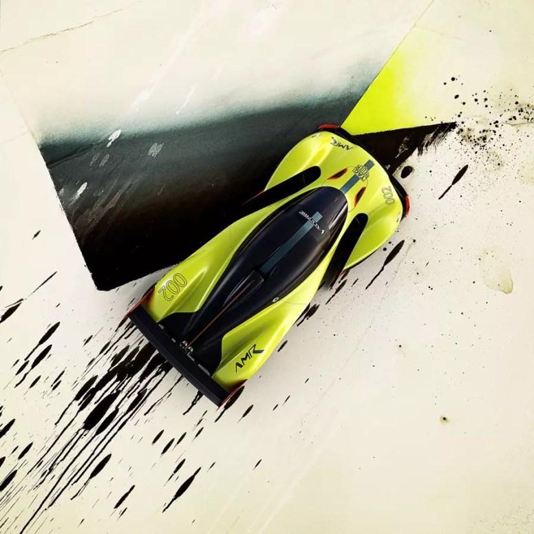 Aston Martin Valkyrie AMR Pro (12)