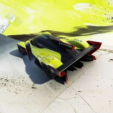Aston Martin Valkyrie AMR Pro (3)