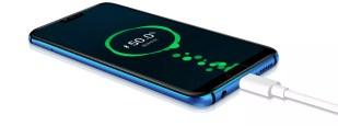 Huawei Honor 10 charging