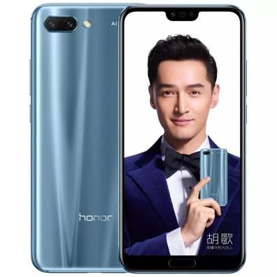 Huawei Honor 10 in Magic Night Black