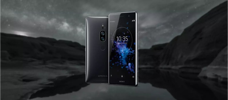 Sony Xperia XZ2 Premium hero (2)