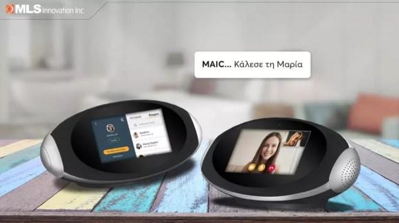 MLS MAIC mini videocalls