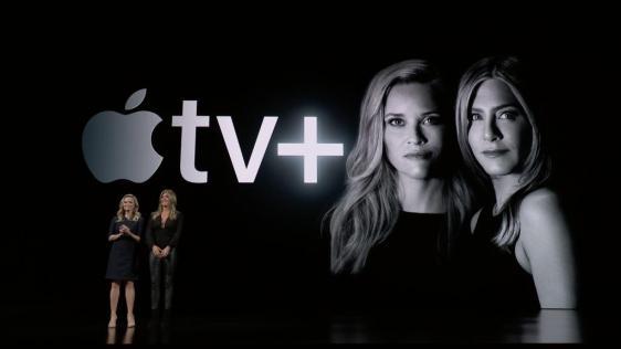 Apple TV+ Jennifer Aniston