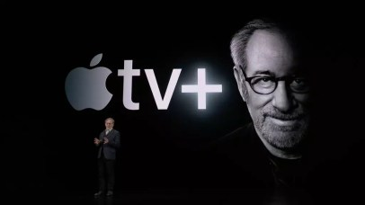 Apple TV+ Steven Spielberg