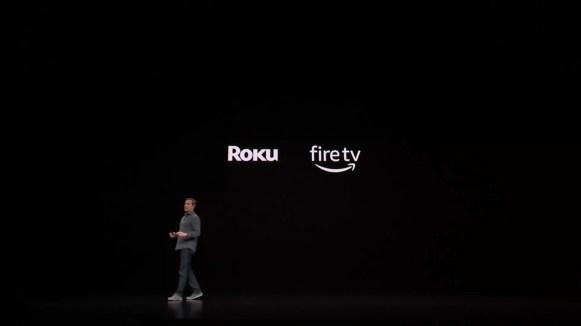 Apple TV app on TV sticks