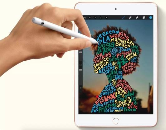 Apple iPad Mini 5 2019 wiith Apple Pencil