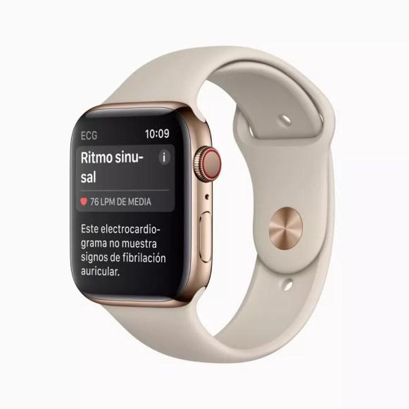 Apple watch ecg result es es screen 03272019