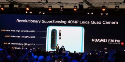 Huawei P30 6