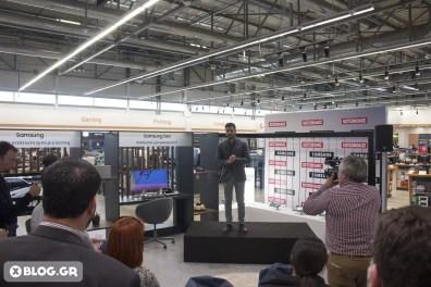 Samsung Hub Kotsovolos Greece opening XBLOG 11