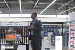 Samsung Hub Kotsovolos Greece opening XBLOG 8