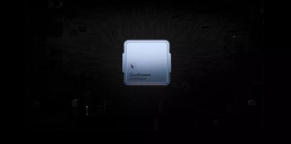 OnePlus 7 Qualcomm Snapdragon 855 mobile chipset
