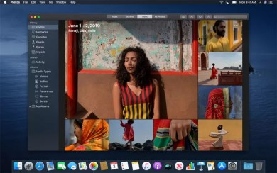 Apple previews macOS Catalina Photos screen 06032019
