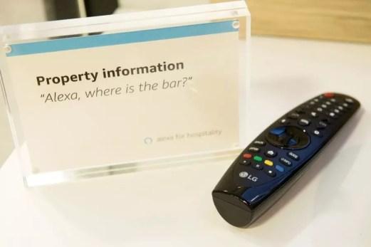 LG Hotel TVs with Alexa for Hospitality 4