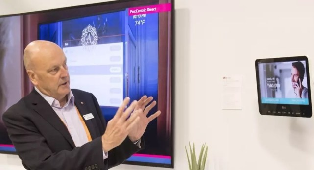 LG Hotel TVs with Alexa for Hospitality 5
