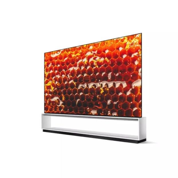 lg signature oled 8k tv model 88z9 4 0