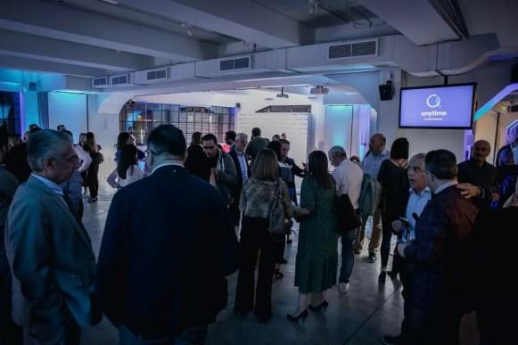 01. Anytime Rebranding Media Event