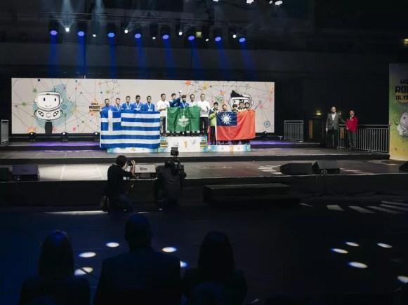 COSMOTE Ολυμπιάδα Εκπαιδευτικής Ρομποτικής 2019 WRO 2019