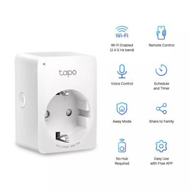 Tapo P100 Smart Plug (1)