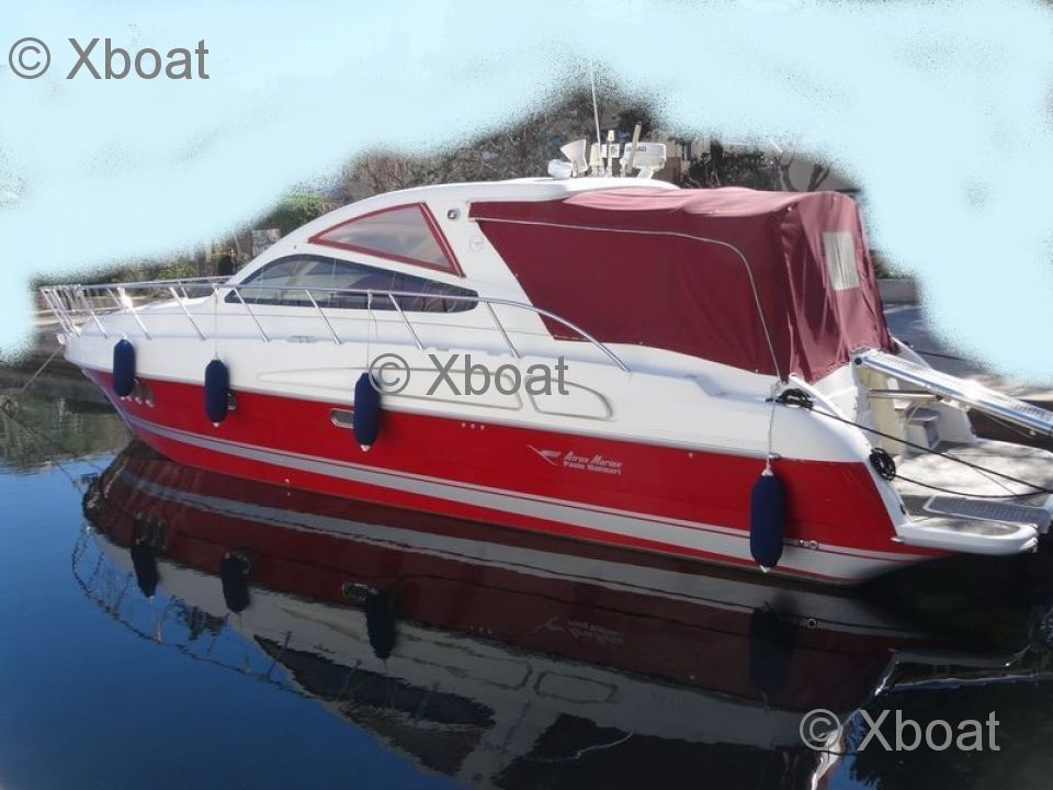 motorboat airon marine airon 4300 t top used motorboat advert for