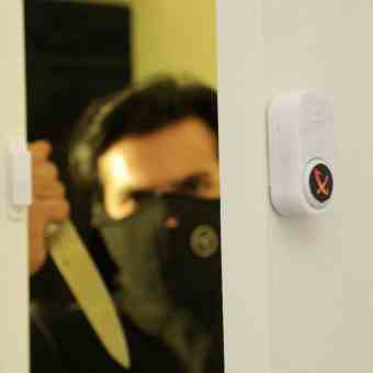 Howler-Home security alarm