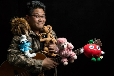Dave & the Plushies