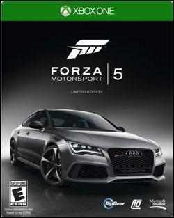 Forza Motorsport 5 Box art
