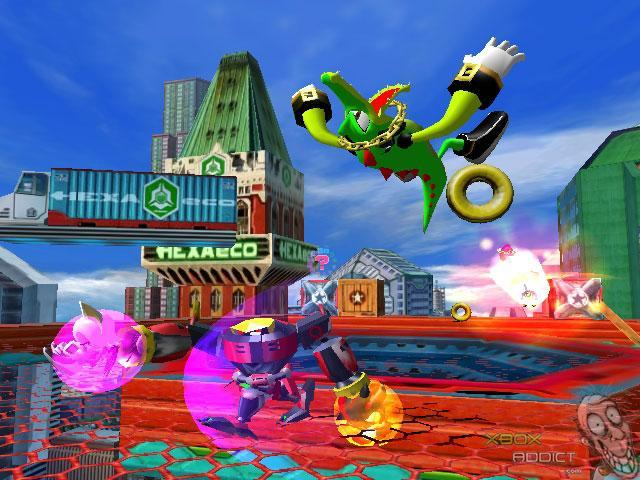 Sonic Heroes Review Xbox