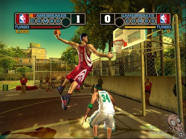 NBA Street Vol 3 Review Xbox