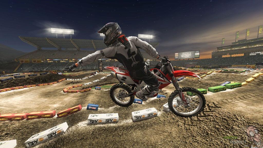MX Vs ATV Reflex Review Xbox 360