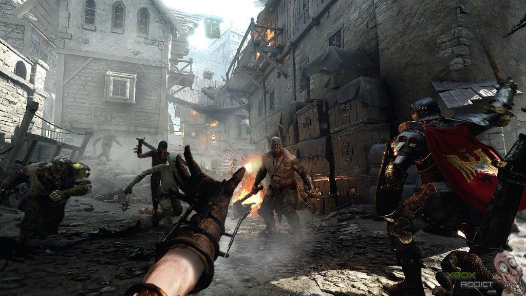 Warhammer Vermintide 2 Review Xbox One