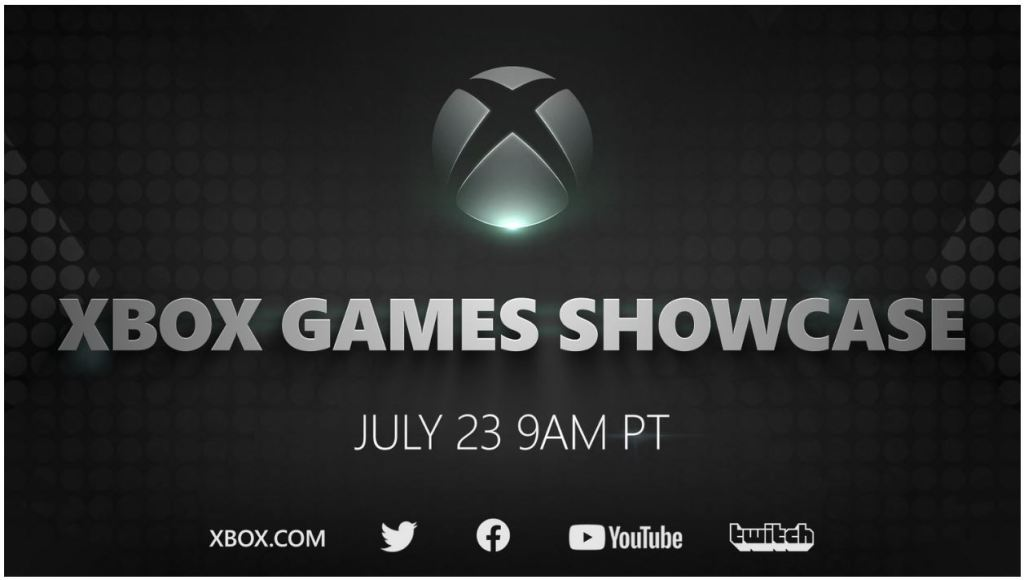 Xbox Series X, Xbox July, Microsoft, Xbox, Halo Infinite, Xbox Games Showcase