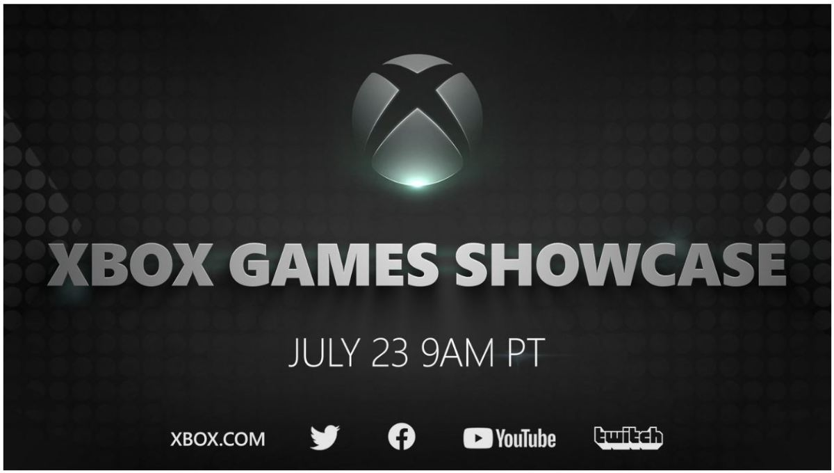 Xbox Series X, Xbox, Xbox July Showcase, XBox Games Showcase, Halo Infinite