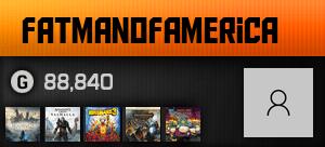 fatmanofamerica's Gamercard