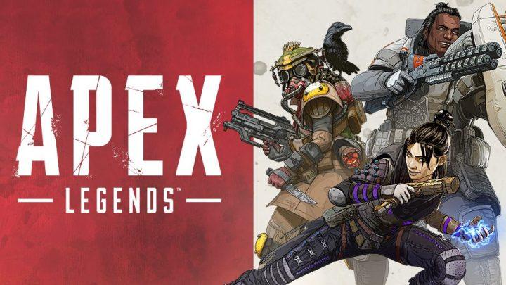 Ce Week-end c'est double XP sur Apex Legends si vous arrivez à faire TOP 5 minimum. https://t.co/oHFjFCklJM