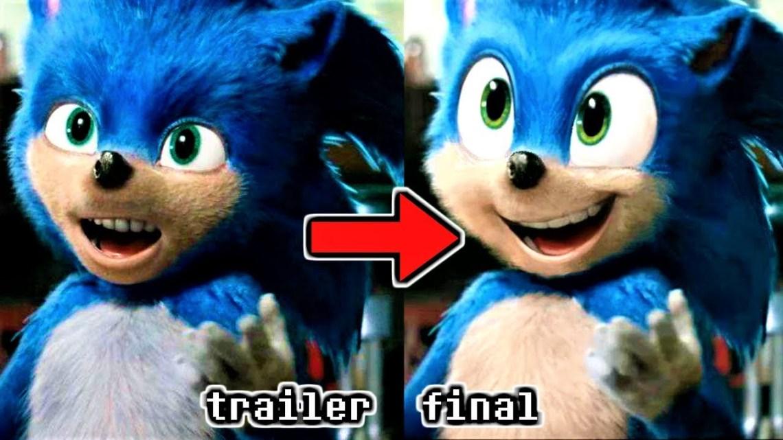 Ouf on est sauvé, #Sonic ressemble désormais bien plus à #Sonic ! Rendez-vous à la St Valentin le 14 février 2020. https://t.co/zfW8kKFJfc