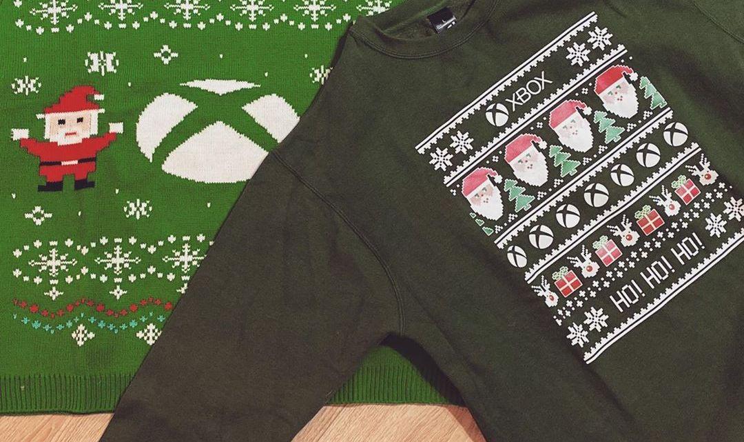 Êtes-vous prêts pour Noël ? #noel #christmas #xboxchristmas #pulls #xbox #xboxone #xbox360 #xboxseriesx #perenoel #insta…