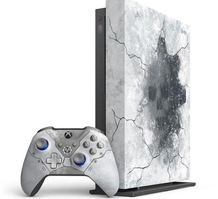 #soldes #bonplan la #XboxOneX #Gears5 Edition Limitée à 294,99€ avec le code MOINS25E – https://t.co/LJx9FabiSb pic.twitter.com/C9ITmOHgGp