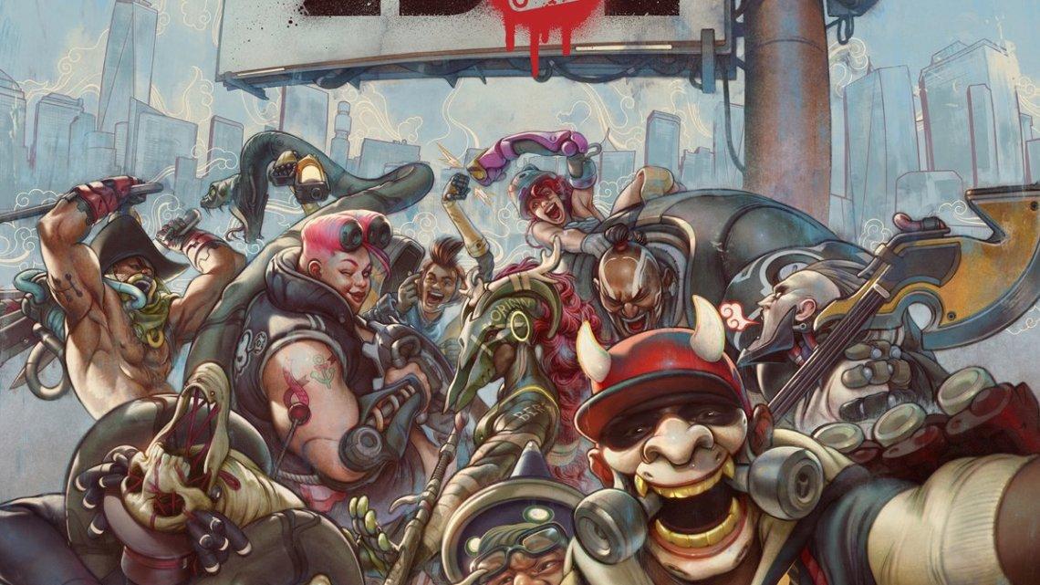 #BleedingEdge est (enfin) disponible !Entraînez votre équipe avec vous pour semer le chaos dans Bleeding Edge, une bagarre en ligne électrisante où chaque combattant est mécaniquement amélioré pour le chaos !#XboxGamePass #XboxOne #PC pic.twitter.com/w05PnMhuhY