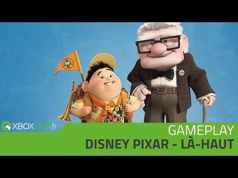 GAMEPLAY Xbox 360 – Disney Pixar Là-Haut par Lilink