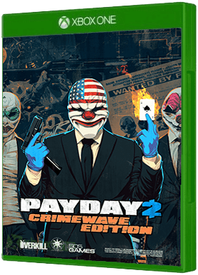 Payday 2 Crimewave Edition For Xbox One Xbox One Games