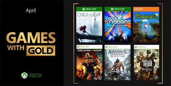 Free Games On Xbox One Gold Games World