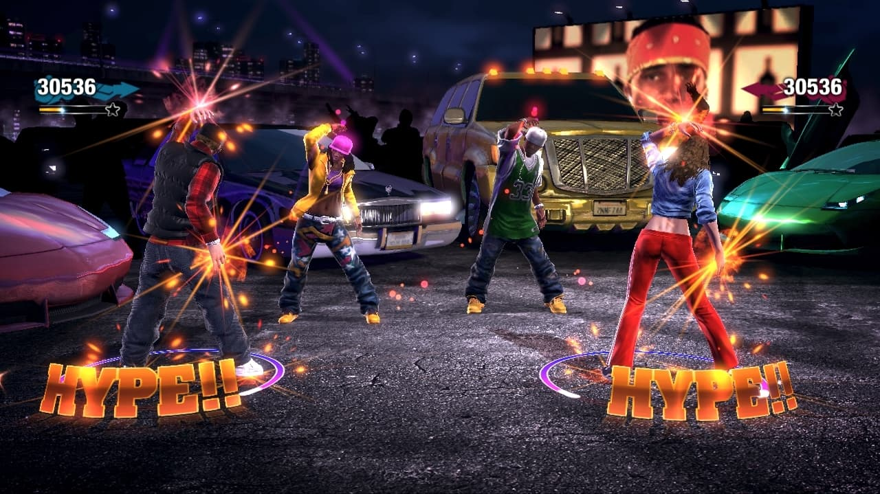 The Hip Hop Dance Experience Jeu Xbox 360 Kinect