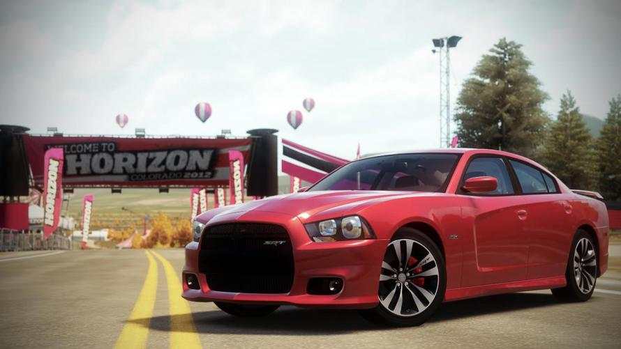 Dodge Charger SRT8 Forza Horizon
