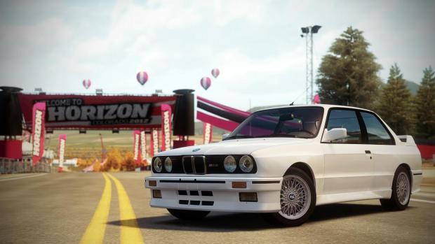 BMW M3 E30 Forza Horizon
